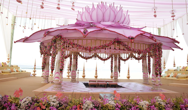 3d decor by dinaz goa beach wedding goa beach wedding junglespirit Gallery